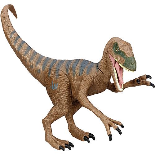 Dinossauro Jurassic WORLD Titan Dino Velociraptor Delta Hasbro B1139 / 1141 10920