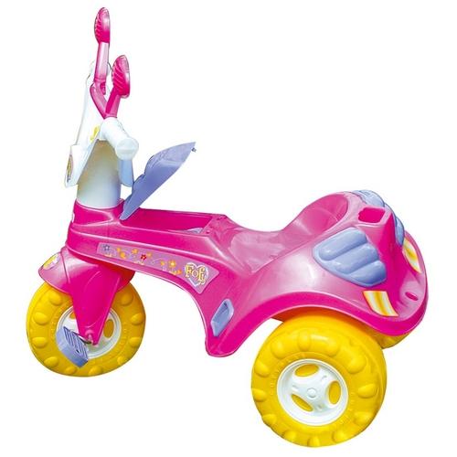 Triciclo Infantil FOFY com Haste e Buzina Cotiplas 1465