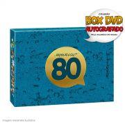 DVD Box AUTOGRAFADO Maur�cio de Sousa 80 Anos