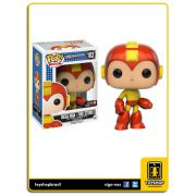Mega Man: Mega Man - Fire Storm GameStop Exclusive  Pop - Funko