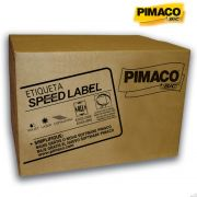 Etiqueta Speed Label 21.2 X 38.2 C/ 1.000 Fls C/ 65.000 Un. SLA41051 Pimaco - PORT - Inform�tica - Escrit�rio - Papelaria