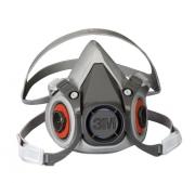Respirador Semifacial 3M 6200