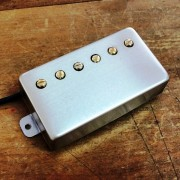 Custom 55 - Raw Nickel - Ponte