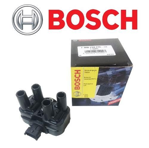 Bobina Ignição Bosch Palio Uno Flex 2011 Diante F000zs0235