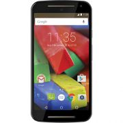 Smartphone Novo Moto G 4G XT1078 Dual Chip Quad Core 16GB Camera 8MP Tela 5 Android 5.0 Preto - Moto