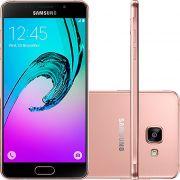 Smartphone Galaxy A5, Dual Chip, A510M, Android 5.1, Mem�ria Interna de 16gb, Tela de 5.2, Rosa - Sa