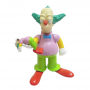 Boneco Palha�o Krusty 15cm The Simpsons com Som BR503 - Multilaser - Glacon Inform�tica