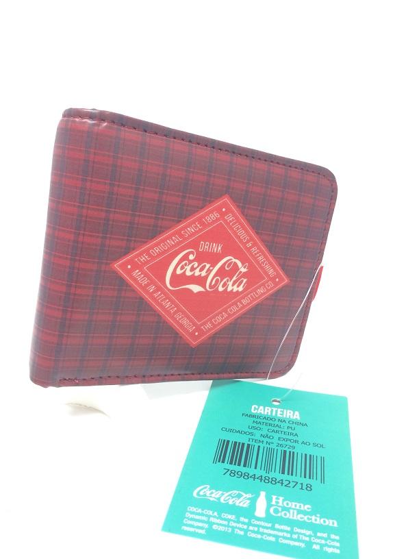 Carteira Coca Cola - 1