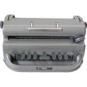 M�quina de Escrever Braille Perkins Brailler