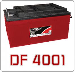 Bateria Estacionária Freedom DF4001 220Ah / 240Ah - COD. 174