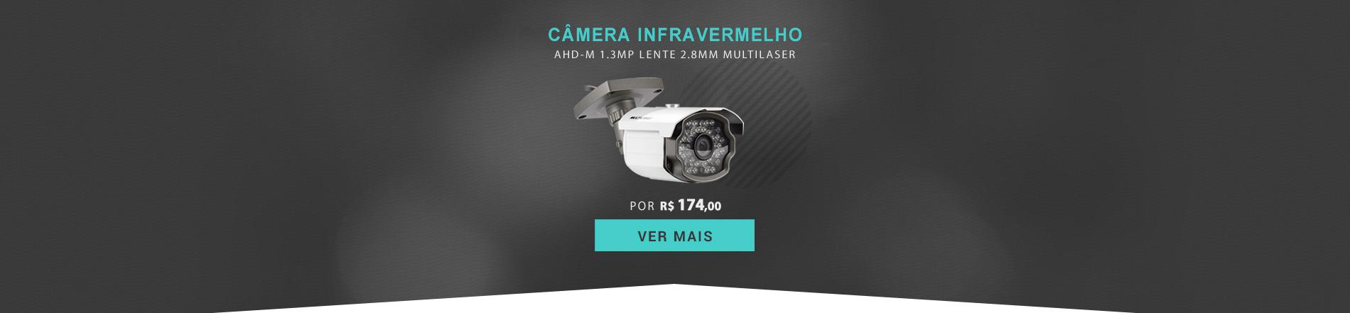 camera ahd multilaser