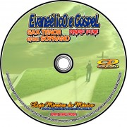 SAX TENOR ou SOPRANO Partituras Evang�licas com Playbacks Gospel 50 M�sicas (Volume 1)