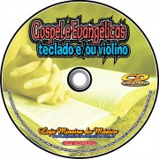 TECLADO Partituras Gospel com 60 Playbacks Gospel | Hinos Evang�licos
