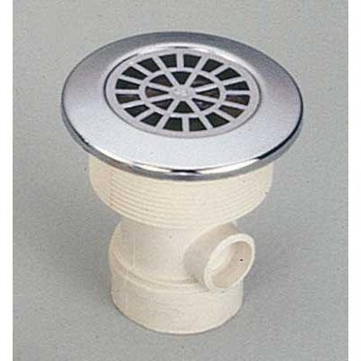 Dispositivo de Hidrosucção ABS Cromado 1 1 / 2 - Sodramar