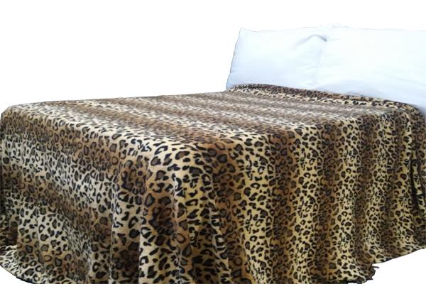 Cobertor Casal De Microfibra 220x180cm Valencia