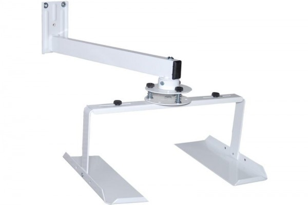 Suporte de parede universal para projetor sbp - 540 branco Avatron