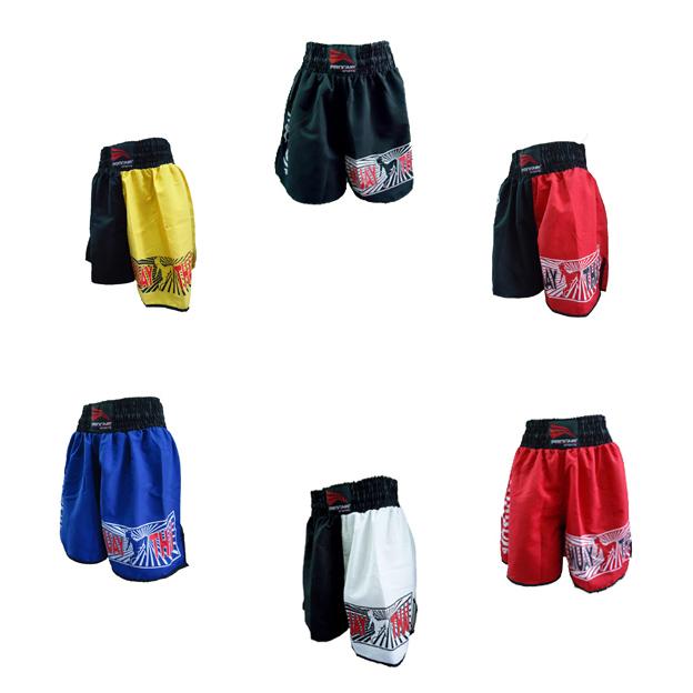 Cal��o / Short Muay Thai - Joelhada - Progne - Unissex
