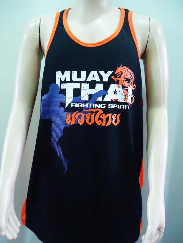 Camiseta/Regata - Muay Thai Dragon Spirit - Toriuk