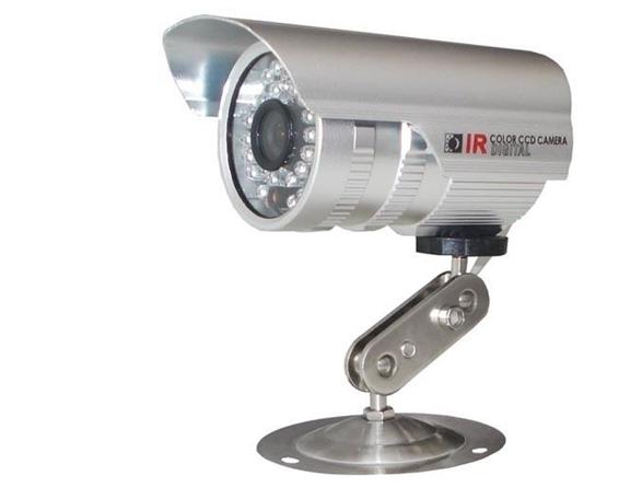 Câmera infra CCD sony 1 / 3 480 Linhas 3,6mm - Penttaxy