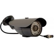 C�mera Infra 24 leds Cmos Digital 1/3 600 Linhas + IR CUT + Suporte (TOAN-331-HC)