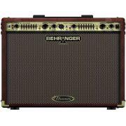 Cubo Behringer ACX900  Ac�stico, Amplificador para Viol�o e Voz, 90 Watt�s