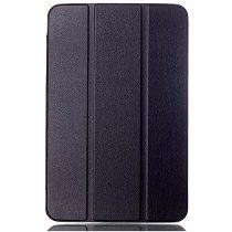 Capa em Couro para Samsung Galaxy Tab 7.7 GT - P6800 Preta