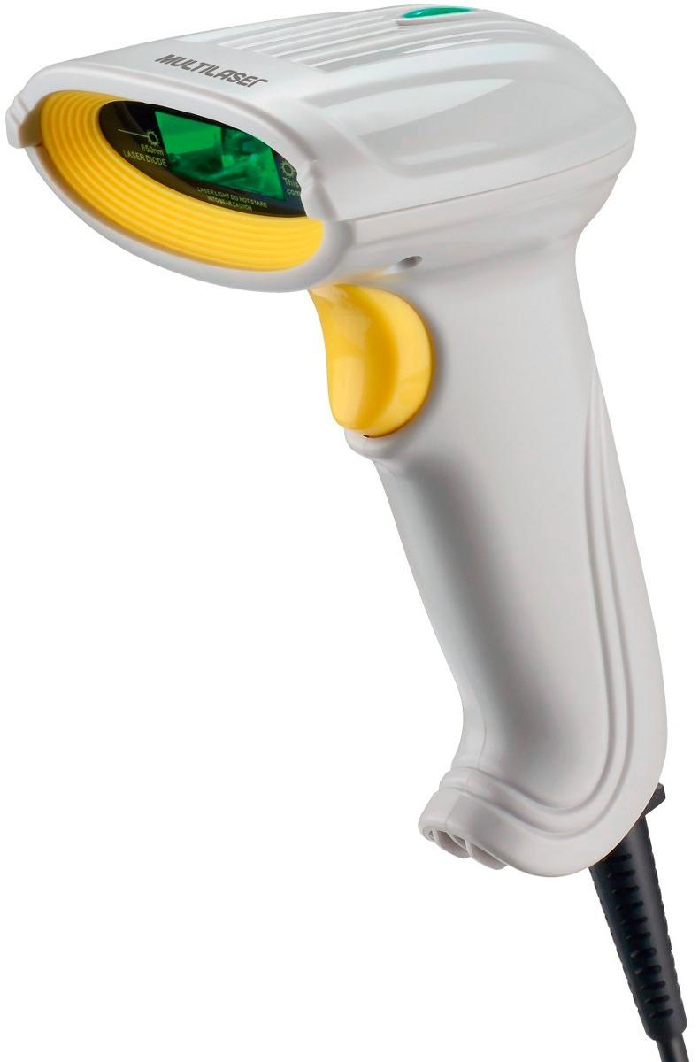 Leitor de Código De Barras Laser Usb para Boleto NFe Danfe GA126