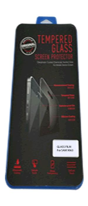 Película de Vidro Temperado Lisa para Samsung Galaxy Grand Neo Duos anti impacto