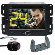 Central Multimidia Jeep Renegade Com DVD GPS Mapa Bluetooth MP3 USB Ipod SD Card C�mera de R� Gr�tis